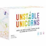 Jeu de Cartes Stratégie Unstable Unicorns - 2ème Edition