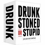 Jeu de Cartes Ambiance Drunk Stoned or Stupid