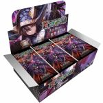 Boite de Boosters Français Force of Will 36 boosters - S4 -Saga Cluster 4 - Les Sept