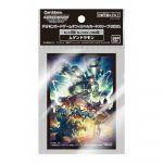 Protèges Cartes Standard Digimon Card Game Maître de L'ombre - Par 60