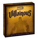Jeu de Cartes Best-Seller Marvel Villainous