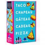 Jeu de Cartes Ambiance Taco Chapeau Gateau Cadeau Pizza