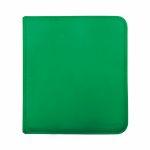 Portfolio  Pro-binder - A4 - 12 Cases - Green