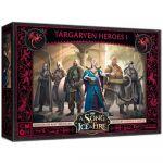 Figurine Pop-Culture Le Trône de Fer : le Jeu de Figurines - Héros Targaryen 1