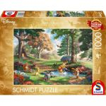 Réflexion Puzzle Winnie l'ourson - 1000 pièces