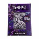 Yu-Gi-Oh! Carte en métal Edition Limitée - Magicien Sombre