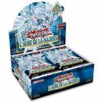 Boite de Boosters Français Yu-Gi-Oh! 24 Boosters - L'Aube de la Majesté