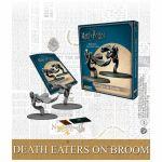 Jeu de Plateau Pop-Culture Harry Potter, Miniatures Adventure Game: Death Eaters on Broom