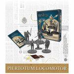 Jeu de Plateau Pop-Culture Harry Potter, Miniatures Adventure Game: Piertotum Locomotor