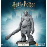 Jeu de Plateau Pop-Culture Harry Potter, Miniatures Adventure Game: Troll Adventure Pack
