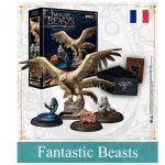 Jeu de Plateau Pop-Culture Harry Potter, Miniatures Adventure Game: Fantastic Beasts