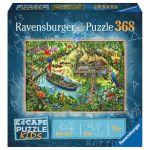 Escape Game Réflexion Escape Puzzle Kids - Expédition dans la jungle