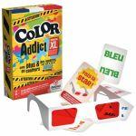 Jeu de Cartes Ambiance Color Addict - Edition XL