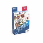 Jeu de Cartes  Ensemble de jeu - Yams + bloc de score + tarot 54 cartes - Ducale - Eco format