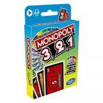 Jeu de Cartes  Monopoly 3,2,1