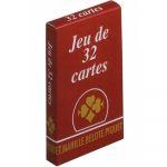Jeu de Cartes Best-Seller Jeu de 32 cartes gauloises - Manille - Belote - Piquet