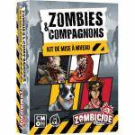 Jeu de Plateau Figurine Zombicide : Zombies et Compagnons