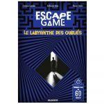 Escape Game Best-Seller Escape Game - Le labyrinthe des oubliés