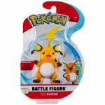 Figurine Pokémon Battle Figure - Raichu