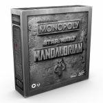 Jeu de Plateau  Monopoly Mandalorian