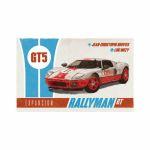 Gestion Stratégie Rallyman GT - Extension GT5