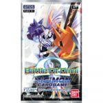 Booster en Anglais Digimon Card Game BT05 - Battle of Omni