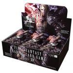 Boite de Boosters Français Final Fantasy TCG Boîte 36 Boosters - Opus XIV - 14 - Crystal Abyss