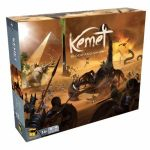 Action/Combat Coopération Kemet - Blood and Sand
