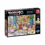 Réfléxion Réflexion Puzzle Wasgij Mystery 18 : Une bouchée pour chacun !