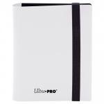 Portfolio  Pro-binder - Eclipse - Arctic White - 80 Cases (20 Pages De 4)