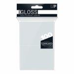 Protèges Cartes Standard  Ultra Pro - Gloss Standard Transparent par 100
