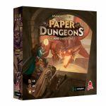 Dés Réflexion Paper Dungeons