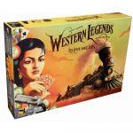 Jeu de Plateau Gestion Western Legends - Les jeux sont faits - EN FRANCAIS