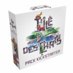 Jeu de Cartes Stratégie L'Île des Chats - Extension : Pack Kickstarter