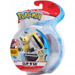 Figurine Pokémon Clip'N'Go Mimiqui + Luxe Ball