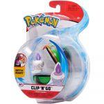 Figurine Pokémon Clip'N'Go Funécire + Sombre Ball