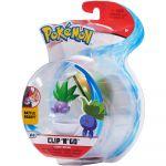 Figurine Pokémon Clip'N'Go Mystherbe + Faiblo Ball