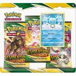 Coffret Pokémon Tripack 3 Boosters - EB07 - Épée et Bouclier 7 Évolution Céleste - Bekaglaçon