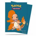 Protèges Cartes Standard Pokémon Salamèche - Par 65