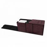 Deck Box  Deck Box - Alcove Vault - Amethyst