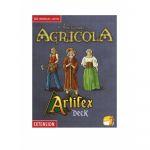 Gestion Stratégie Agricola - Extension Deck Artifex