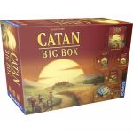 Gestion Best-Seller Catan - Big Box Nouvelle Version