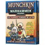 Boite de Munchkin Warhammer 40000: Les Flingues de la Foi