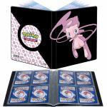 Portfolio Pokémon Mew - A4 - 9 Cases