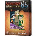 Jeu de Cartes Best-Seller Munchkin 6.5 : Terrible Tombes