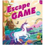 Enquête Enfant Escape Kids 05 - Libère la licorne prisonnière de la sorcière !