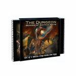 Tapis de Jeu Jeu de Rôle Book of Battle Mats - The Dungeon