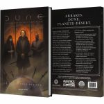 Jeu de Rôle Aventure Dune : Aventure dans l'Imperium - Livre de base