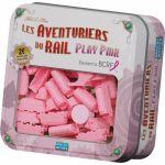 Gestion Best-Seller Les Aventuriers du Rail - Set de Wagons Play Pink