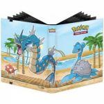 Portfolio Pokémon Pro-binder Lokhlass & Leviator/Magicarpe A4 - 9 Cases - 20 pages